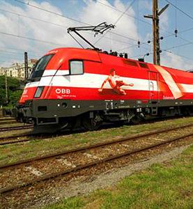 中歐、中亞鐵路運輸